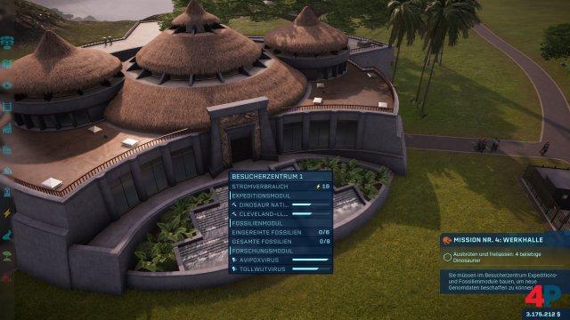 Screenshot - Jurassic World Evolution: Return to Jurassic Park (PC) 92603248