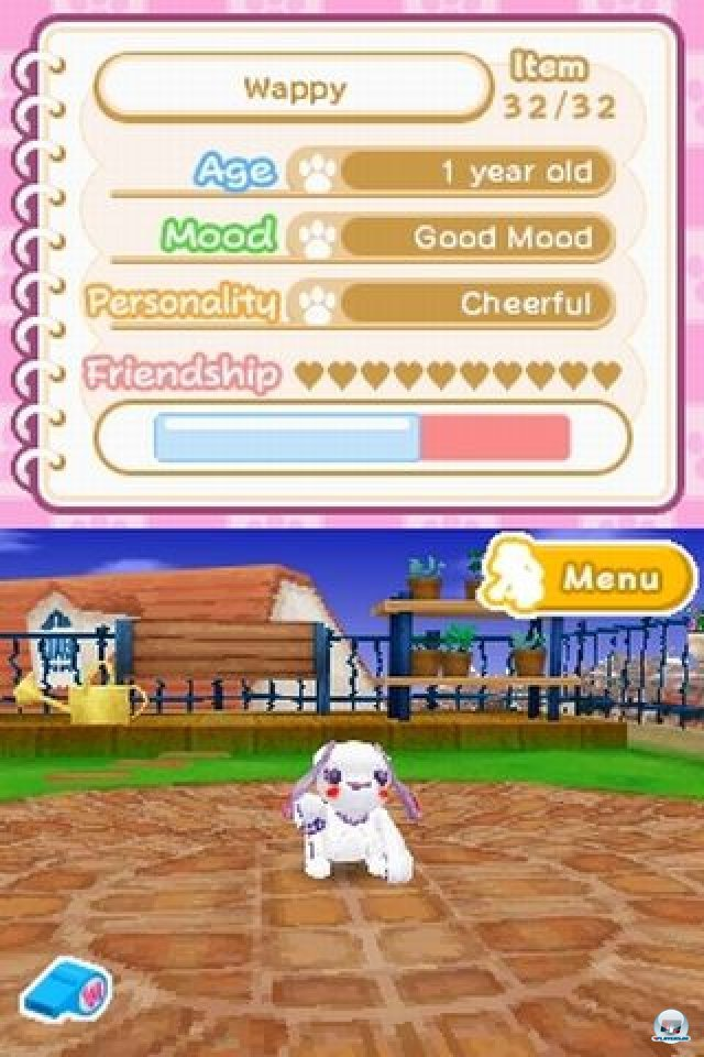 Screenshot - Wappy Dog (NDS) 2254202