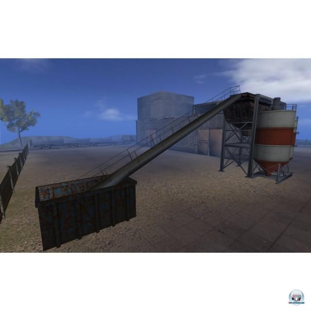 Screenshot - Untertagebau-Simulator 2011 (PC)