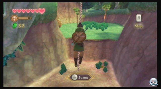 Screenshot - The Legend of Zelda: Skyward Sword (Wii) 2276437