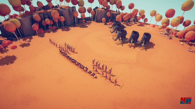 Screenshot - Totally Accurate Battle Simulator (PC)