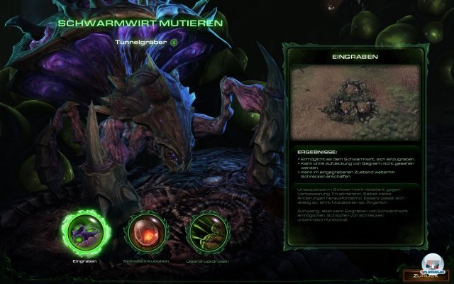 Screenshot - StarCraft 2: Heart of the Swarm (PC) 92457101