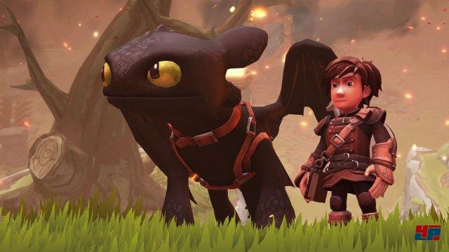 Screenshot - DreamWorks Dragons - Aufbruch neuer Reiter (PC)