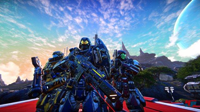 Screenshot - PlanetSide Arena (PC)
