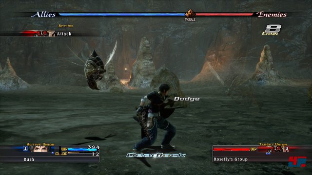 Screenshot - The Last Remnant (PS4) 92579189