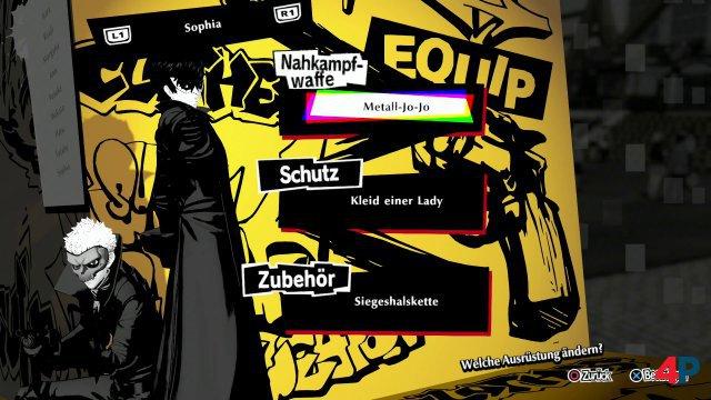 Screenshot - Persona 5 Strikers (PS4) 92634857