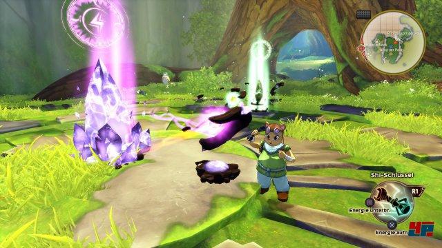 Screenshot - Shiness: The Lightning Kingdom (PS4) 92544599