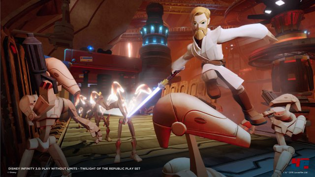 Screenshot - Disney Infinity 3.0: Play Without Limits (360) 92505424