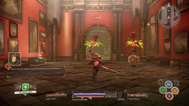 Screenshot - Scarlet Nexus (PlayStation5) 92645779