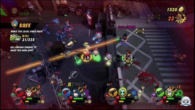 Screenshot - All Zombies Must Die! (360)