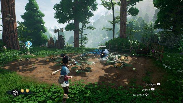 Screenshot - Kena: Bridge of Spirits (PlayStation5) 92649921