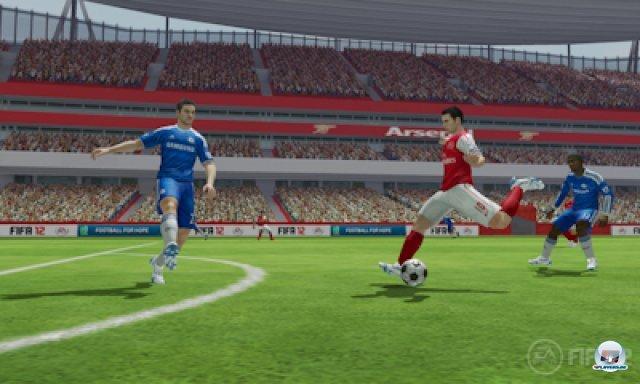 Screenshot - FIFA 12 (3DS) 2271807