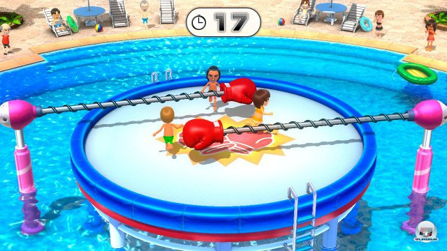 Screenshot - Wii Party U (Wii_U)