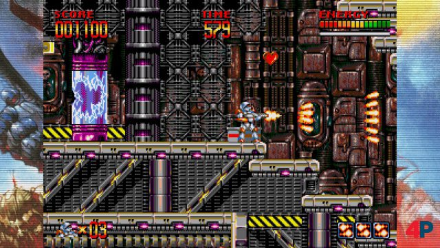Screenshot - Turrican Flashback Collection (PS4, Switch) 92633629
