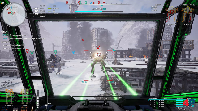 Screenshot - MechWarrior 5: Mercenaries (PC) 92602688