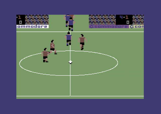 Screenshot - International Soccer (Spielkultur)