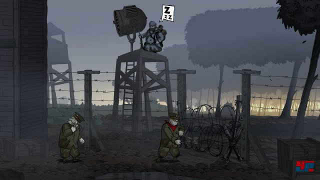 Screenshot - Valiant Hearts: The Great War (360)