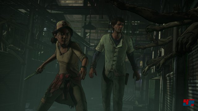 Screenshot - The Walking Dead: Staffel 3 - A New Frontier, Episode 1 (Android) 92532721