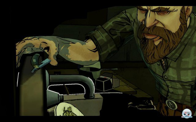 Screenshot - The Wolf Among Us - Episode 1: Faith (360) 92470623