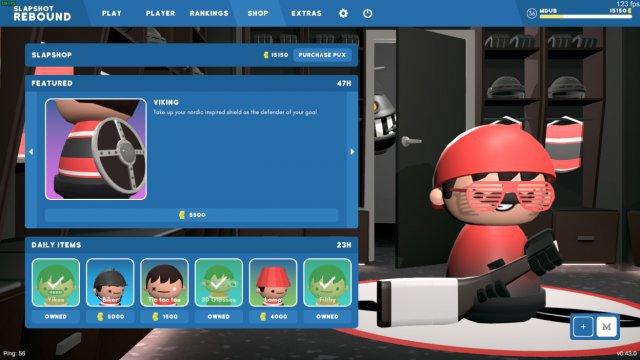 Screenshot - Slapshot: Rebound (PC)