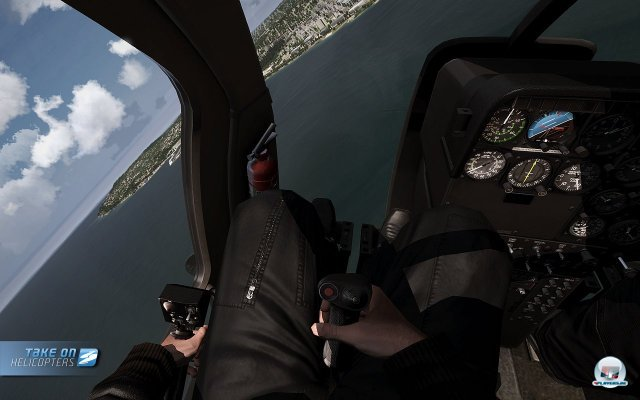 Screenshot - Take On Helicopters (PC) 2278427