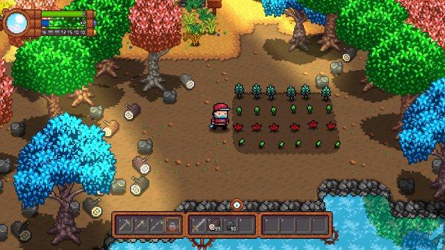Screenshot - Monster Harvest (PC)