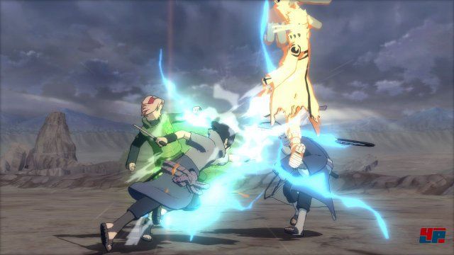 Screenshot - Naruto Shippuden: Ultimate Ninja Storm Revolution (360) 92481008