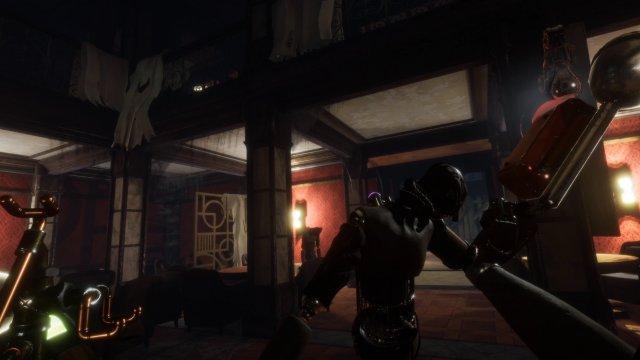 Screenshot - A Wake Inn (HTCVive, OculusRift, ValveIndex, VirtualReality)