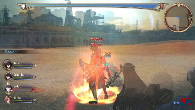 Screenshot - Valkyria Revolution (PS4) 92548627