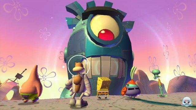 Screenshot - Spongebob Schwammkopf: Planktons Fiese Robo-Rache (360)