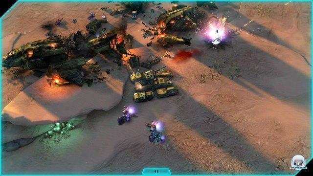 Screenshot - Halo: Spartan Assault (PC) 92461628
