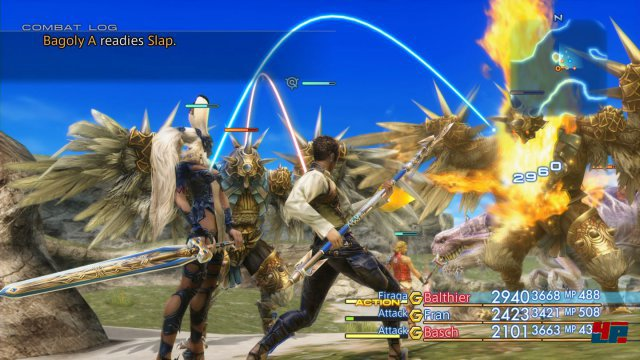 Screenshot - Final Fantasy 12 (Switch)
