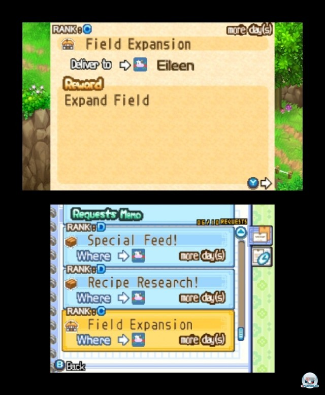 Screenshot - Harvest Moon: The Tale of Two Towns (3DS) 2232312
