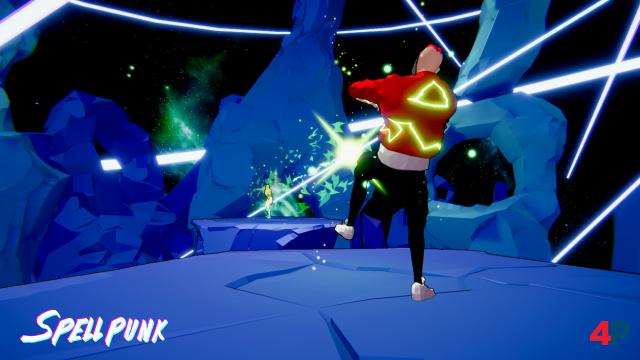 Screenshot - SpellPunk VR (HTCVive)