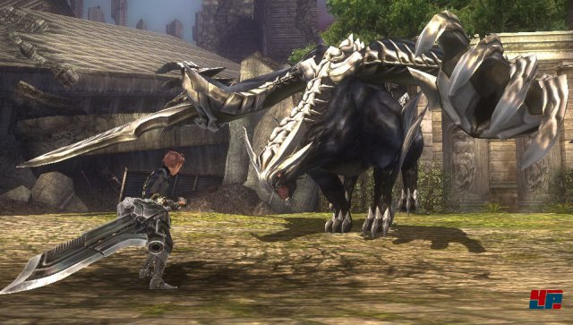 Screenshot - God Eater 2: Rage Burst (PlayStation4) 92493182