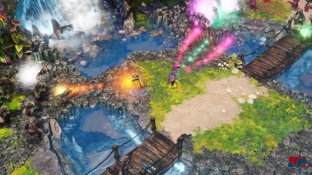 Screenshot - Nine Parchments (PC) 92531010