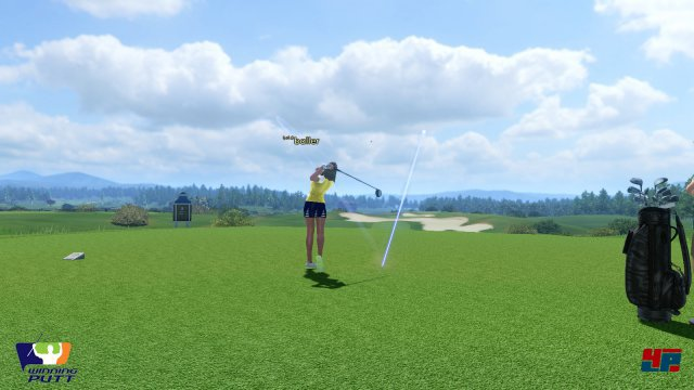 Screenshot - Winning Putt (PC)