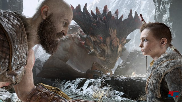 Screenshot - God of War (PS4) 92561135