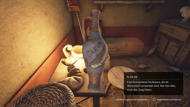 Kleine Geschichtsstunde: Die römische  Fischsauce Garum war ein Standardgewürz im antiken Weltreich.