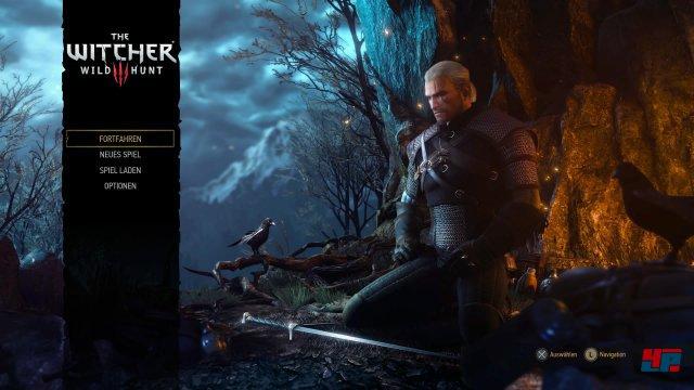Was ist mit dem was bisher geschah? Vor dem Start könnt ihr fünf der zig Ereignisse aus The Witcher 2 simulieren oder mit einer Standardvariante starten. Lediglich auf dem PC könnt ihr Speicherstände importieren und so den kompletten Status quo simulieren.