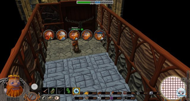 Screenshot - A Game of Dwarves (PC)