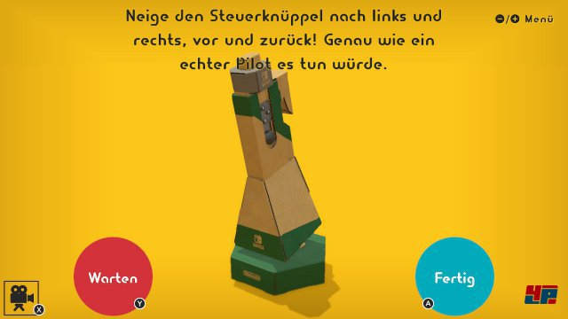 Screenshot - Nintendo Labo: Toy-Con 03: Fahrzeug-Set (Switch) 92573632