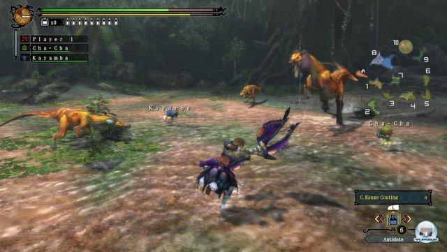 Screenshot - Monster Hunter 3 Ultimate (Wii_U) 92410762