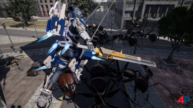 Screenshot - Earth Defense Force: Iron Rain (PC)