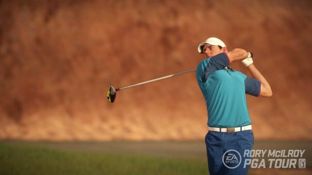Rory McIlroy est le nouveau visage de la série de golf d'EA.