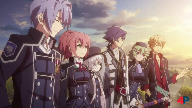 Screenshot - The Legend of Heroes: Trails of Cold Steel 3 (Switch)