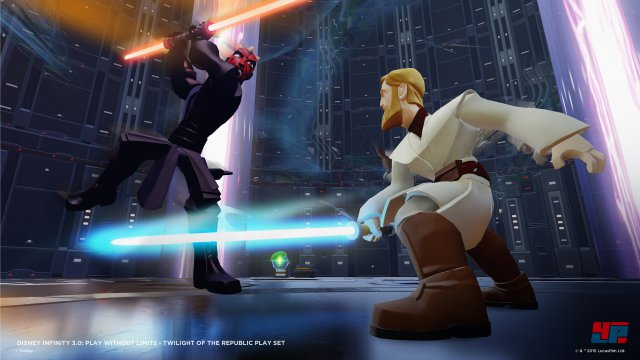 Screenshot - Disney Infinity 3.0: Play Without Limits (360) 92505426