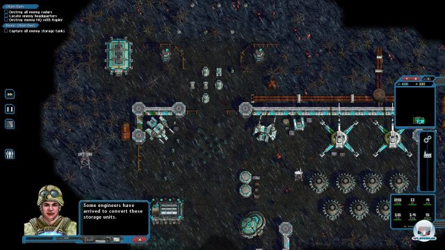 Screenshot - Machines at War 3 (Mac)