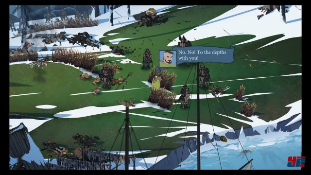 Screenshot - The Banner Saga 2 (PS4) 92529124