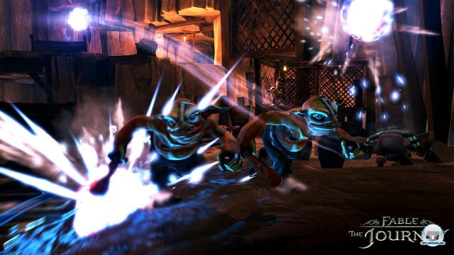 Screenshot - Fable: The Journey (360)